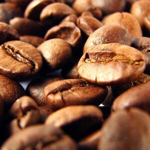 Frissen pörkölt kávé